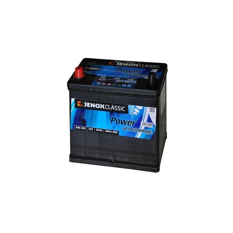 Jenox Hobby 145Ah 12V gilaus iškrovimo akumuliatorius