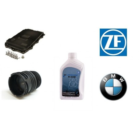 BMW F serijos automatinės...