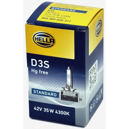 Behr Hella D3S 4300k Xenon...