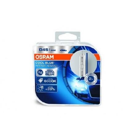 Osram HB4 12V 55W Night Breaker Laser Halogeninės lemputės (2vnt)