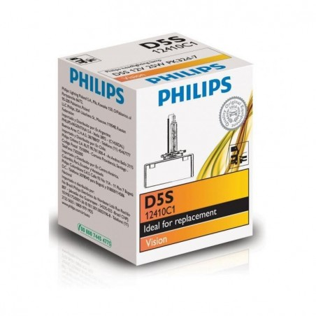 PHILIPS D4R 4600k Xenon VISION +30% lempute