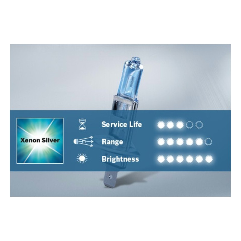 Philips H4 12V/60/55W +130% X-treme Vision lempute (2vnt)