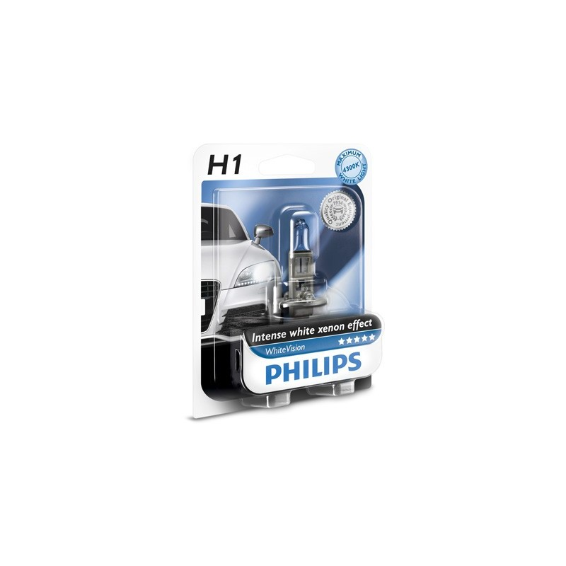 Philips H4 12V/60/55W Longlife EcoVision lempute (2vnt)